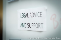 Legal advice and support